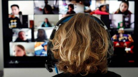 Неизвестный гениталиями сорвал онлайн-урок в кишинёвском лицее