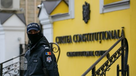 ВСП передала в КС обращение Платформы DA относительно законности открытия 44 избирательных участков для приднестровцев