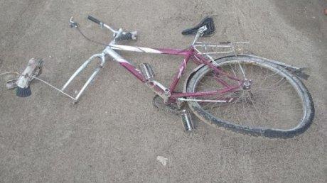 В Перми автобус насмерть сбил мальчика на велосипеде