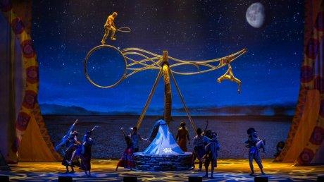 Cirque du Soleil объявил о возвращении (ВИДЕО)