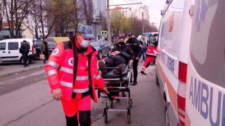 На Буюканах сбили пешехода, который пересекал дорогу не по правилам