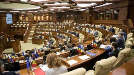 """За внесение проекта """"о признании захвата КС"""" в повестку дня парламента проголосовали 54 депутата"""