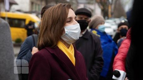 Два дня в Страсбурге: какие встречи запланированы у Майи Санду на этот период