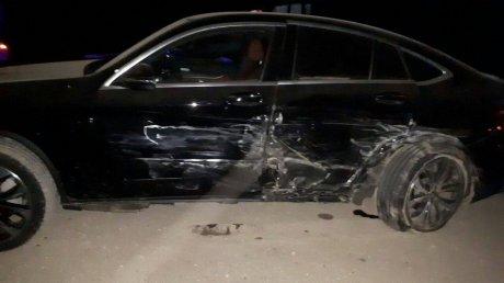 Авария трассе Фалешты - Пырлица: пьяный водитель врезался в автомобиль с ребёнком (ФОТО)