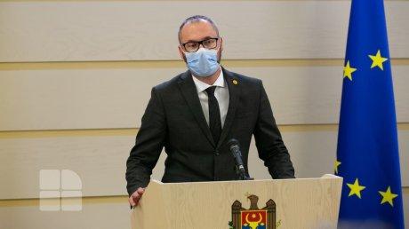 Министр юстиции Сергей Литвиненко подал жалобу на трех судей Высшей судебной палаты