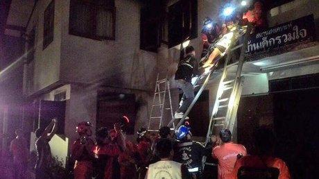 Крупный пожар в одной из больниц Мумбаи: погибли 13 пациентов отделения интенсивной терапии