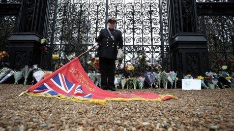 Под Лондоном прошла генеральная репетиция похорон принца Филиппа