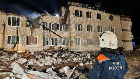 Взрыв газа разнёс полдома в Нижегородской области: погиб ребёнок