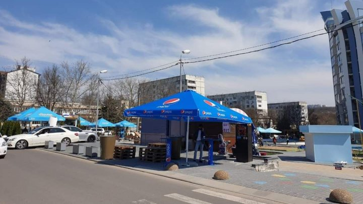 Киоски на месте под церковь: в Кишинёве разбираются, как был продан участок у парка на Рышкановке