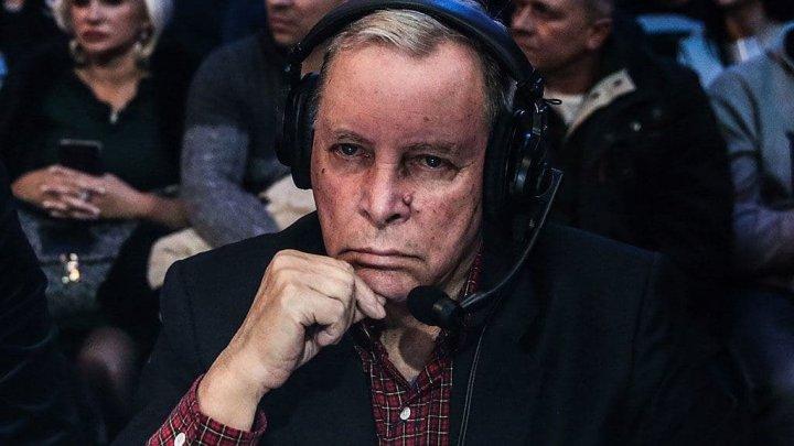 Траур в российском боксе: умер спортивный комментатор Владимир Гендлин