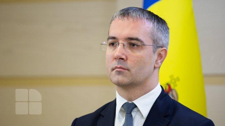Сергея Сырбу снова не пустили на заседание Высшего совета безопасности