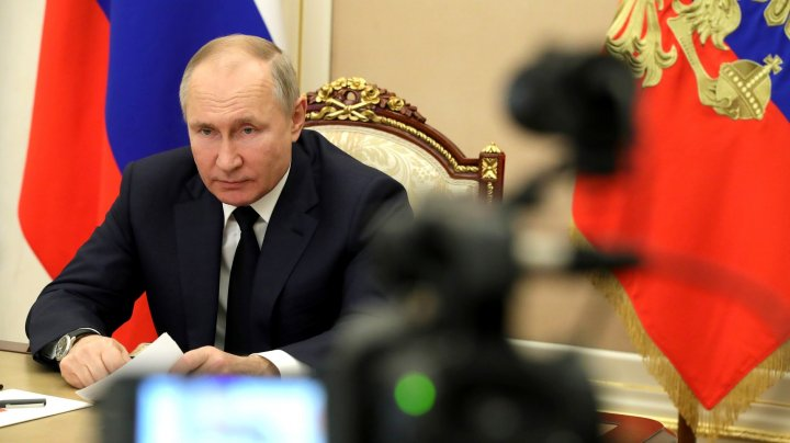 Президент России Владимир Путин выступит на саммите по вопросам климата