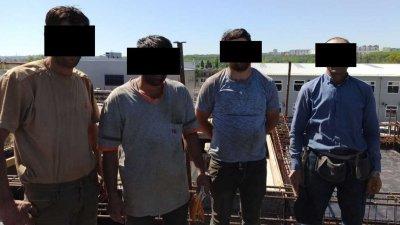 Пятерых граждан Турции оштрафовали и депортировали из Молдовы за нелегальный труд в нашей стране