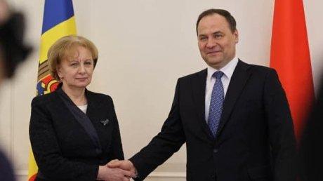 Соглашение о сотрудничестве парламентов Молдовы и Беларуси: Власти двух стран намерены развивать диалог