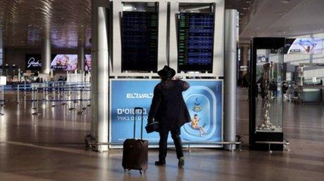 Из-за обстрелов Бен-Гурион начал перенаправлять рейсы на юг Израиля