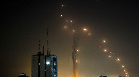 Ракетная атака на Израиль: жертв и раненых среди уроженцев Молдовы нет