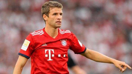 Футболист Томас Мюллер близок к возвращению в сборную Германии