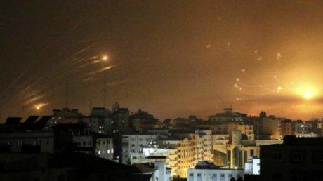 Ракетные обстрелы, авиаудары, жертвы: эскалация конфликта между Израилем и Сектором Газа