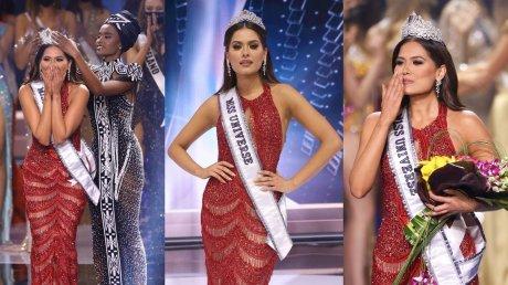 """Титул """"Мисс Вселенная"""" выиграла представительница Мексики (ВИДЕО)"""