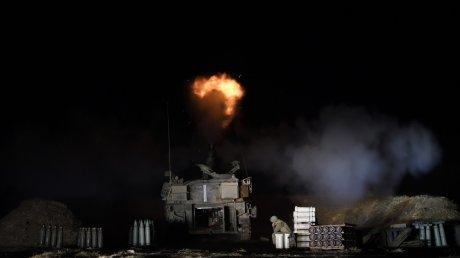 Израиль нанёс удары по подземным тоннелям ХАМАС в секторе Газа