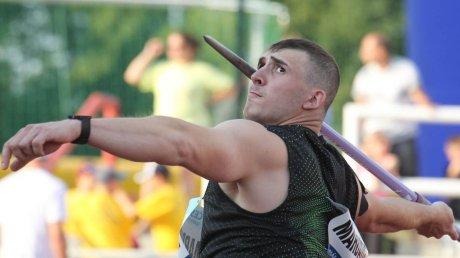 На Олимпийских играх в Токио, в соревнованиях по метанию копья, выступит Андриан Мардаре