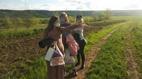Две молдаванки пытались перейти полями украинскую границу, чтобы отдохнуть в Одессе