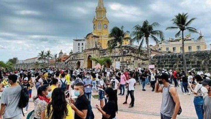 В Колумбии 19 человек погибли на протестах против налоговой реформы