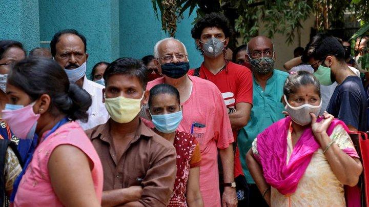 """В Индии выявили первый случай заражения """"зеленой плесенью"""" у пациента с COVID-19"""