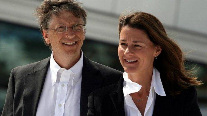Билл Гейтс объявил о разводе с женой Мелиндой