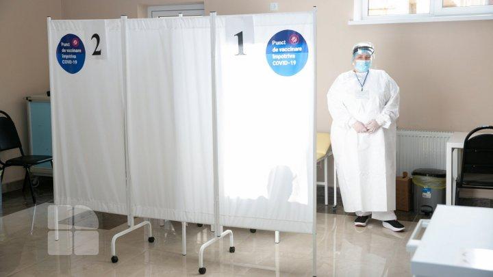 В Молдове запущена платформа, позволяющая записаться на вакцинацию в режиме онлайн (ВИДЕО)