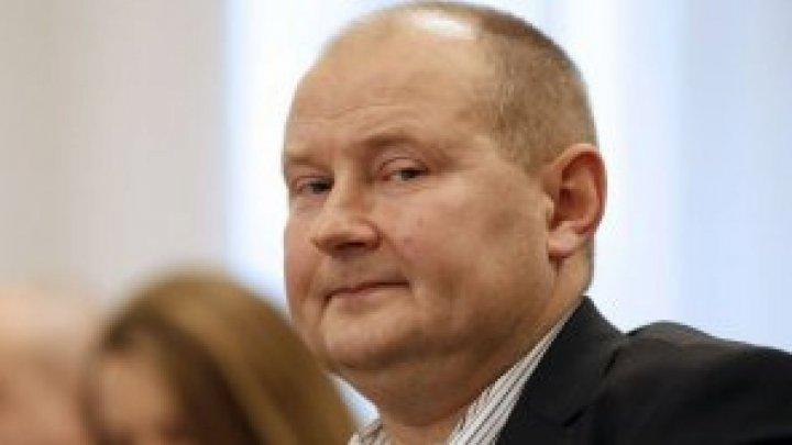 Похищенного экс-судью Чауса нашли в селе Винницкой области (ФОТО)
