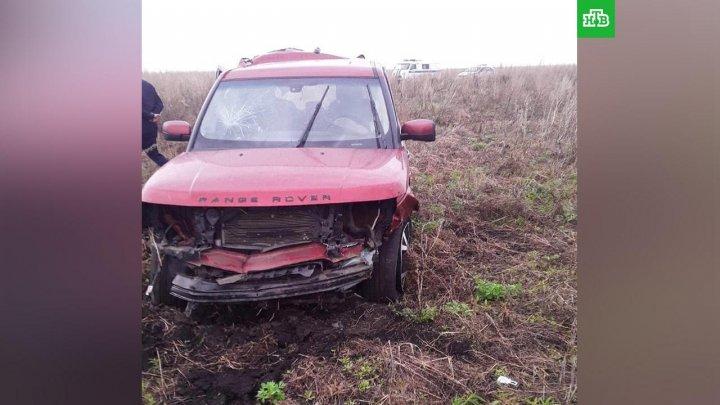 В Нижегородской области нашли автомобиль с четырьмя телами