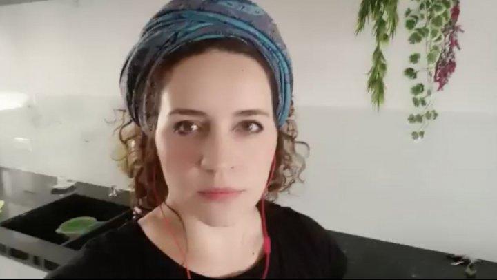 Уроженка Молдовы рассказала об обстановке в Израиле и о ночном ракетном обстреле