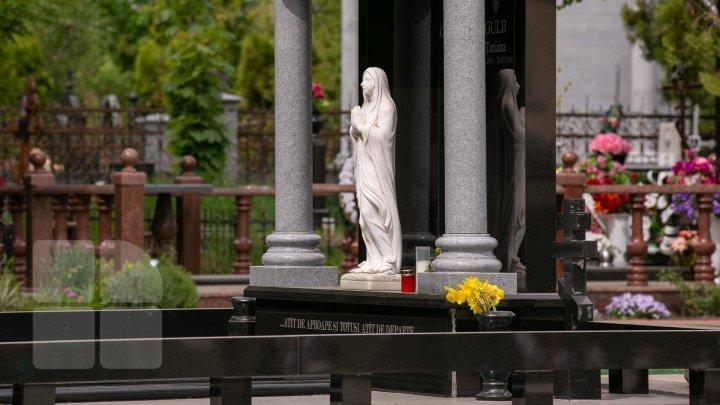 На Радоницу доступ на столичные кладбища будет строго ограничен