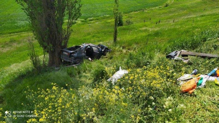 Смертельное ДТП в Кагульском районе: в машине находились целая семья, водитель погиб  (ФОТО)