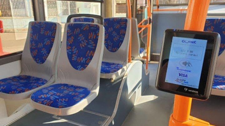 Популярностью пока не пользуются: терминалы, установленные в некоторых троллейбусах, простаивают без дела