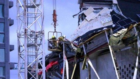 В бельгийском Антверпене обрушилось здание школы: есть погибшие (ВИДЕО)