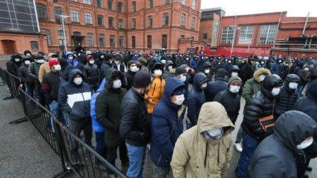 Россия до 30 сентября не будет выдворять мигрантов, если они не совершили правонарушений