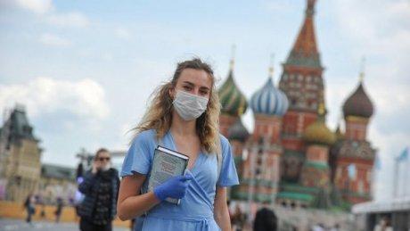 Мэрия Москвы отправила всех горожан на длинные выходные из-за всплеска заболеваемости COVID-19