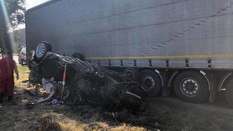 Смертельная авария в Румынии: погибли трое граждан Молдовы, в их числе ребенок