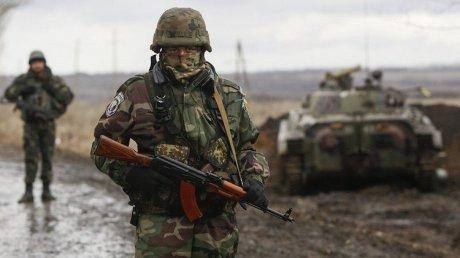 На Донбассе за сутки зафиксировали пять нарушений режима прекращения огня