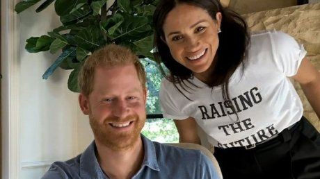 Дочь принца Гарри и Меган Маркл внесли в очередь на британский престол
