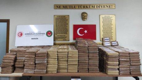 Наркотики среди бананов: в Турции перехватили рекордную партию кокаина