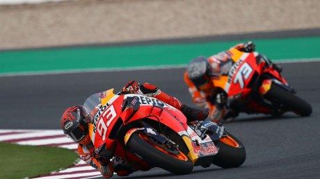 Испанец Марк Маркес выиграл Гран-при Германии в гонках MotoGP