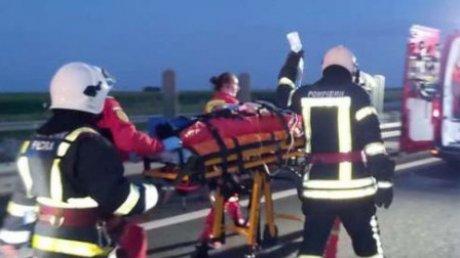 В Румынии подтвердили информацию о пострадавшем в ДТП молдаванине: что известно о его состоянии