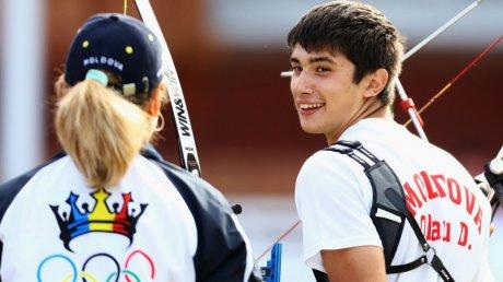 Молдавский лучник Дан Олару завоевал путёвку на Олимпийские игры в Токио