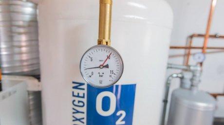 В кишиневской детской больнице имени Валентина Игнатенко установили новую кислородную станцию