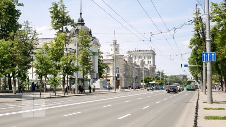 """Власти Кишинёва одобрили снос гостиницы """"Националь"""": вице-мэр Виктор Киронда хочет оспорить это решение"""