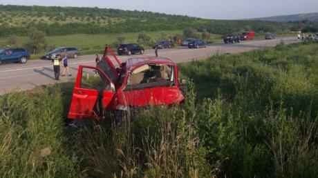ДТП в Яловенском районе: погибла 5-летняя девочка, трое пострадавших в больнице