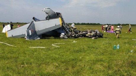 В Кемеровской области разбился двухмоторный самолет с парашютистами: оба пилота погибли, возбуждено уголовное дело (ФОТО, ВИДЕО)